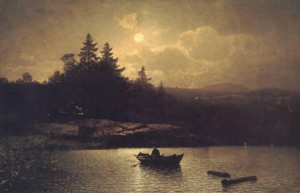 Fishing by Moonlight